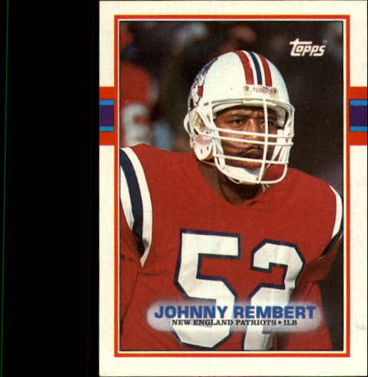 1989 Topps #200 Johnny Rembert RC