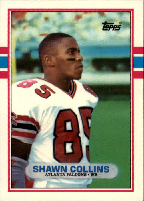 1989 Topps Traded #3T Shawn Collins RC