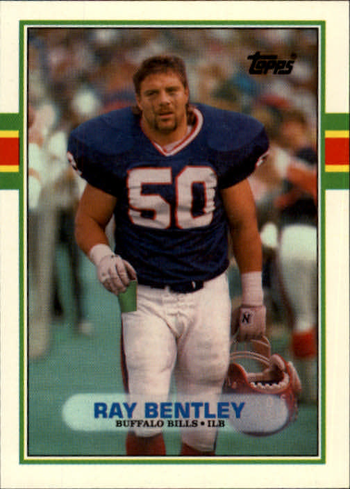 1989 Topps Traded #4T Ray Bentley RC