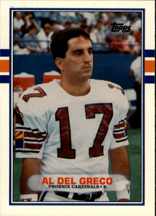 1989 Topps Traded #6T Al Del Greco RC