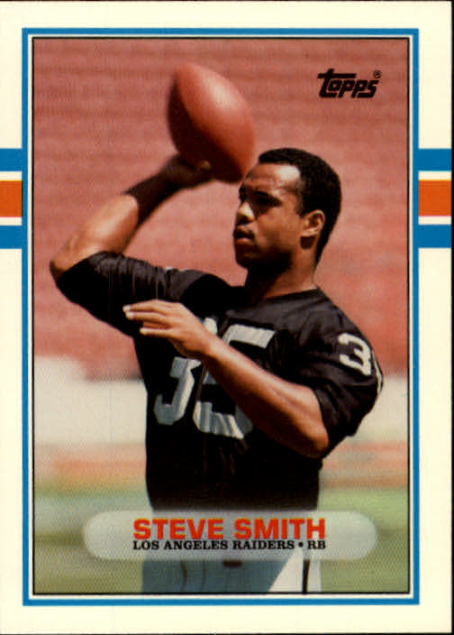 1989 Topps Traded #11T Steve Smith RC