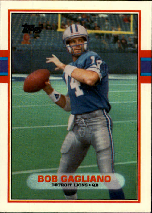 1989 Topps Traded #38T Bob Gagliano RC