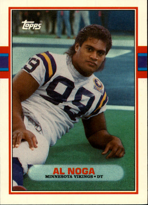 1989 Topps Traded #55T Al Noga RC
