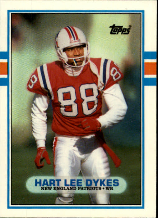 1989 Topps Traded #60T Hart Lee Dykes RC