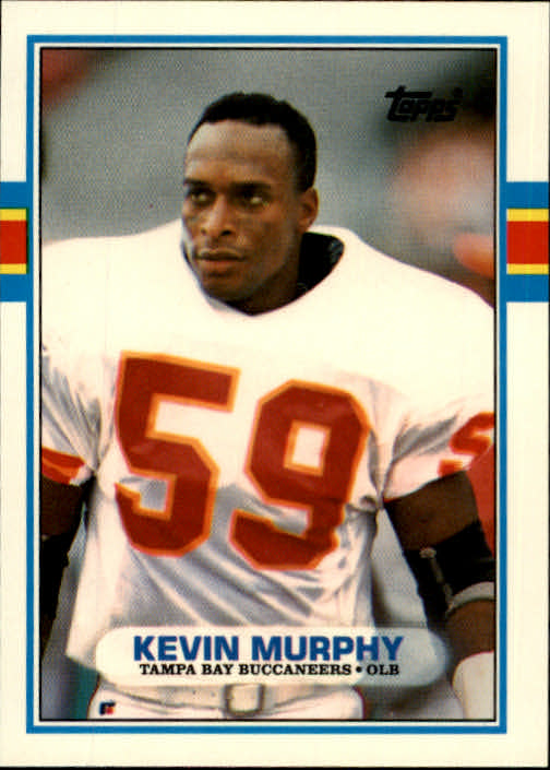 1989 Topps Traded #64T Kevin Murphy RC