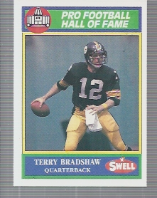 1990 Swell Greats #1 Terry Bradshaw