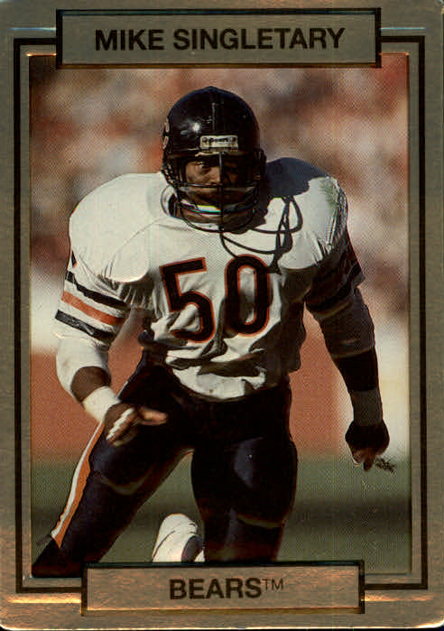 1990 Action Packed #29 Mike Singletary