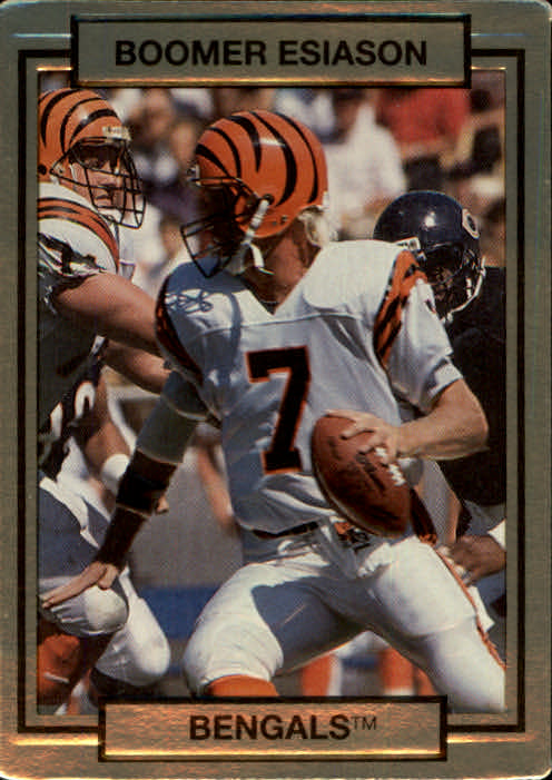 1990 Action Packed #33 Boomer Esiason
