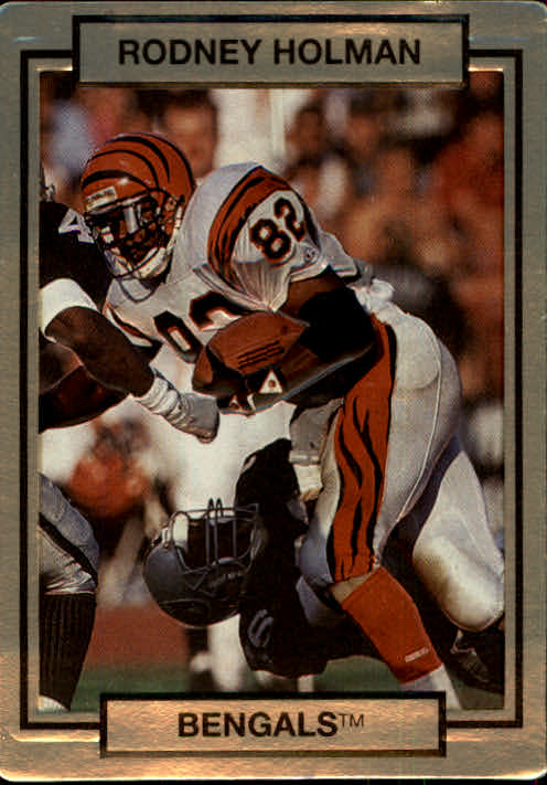 1990 Action Packed #35 Rodney Holman