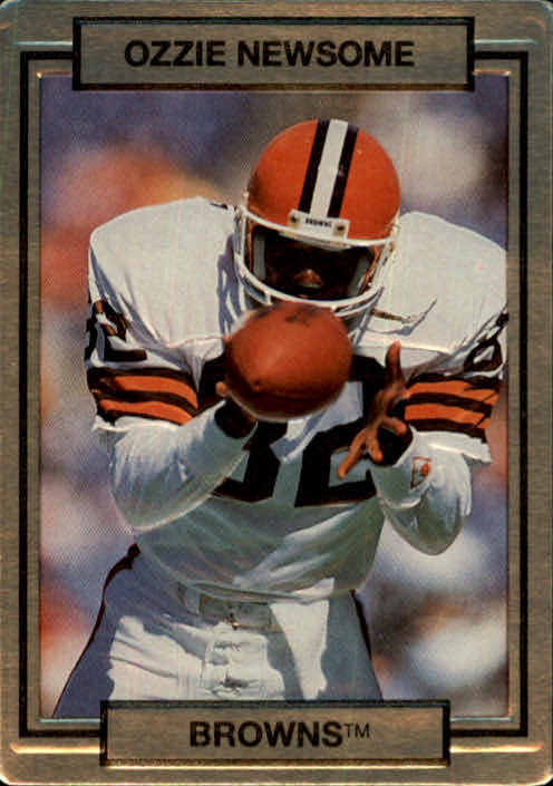 1990 Action Packed #48 Ozzie Newsome