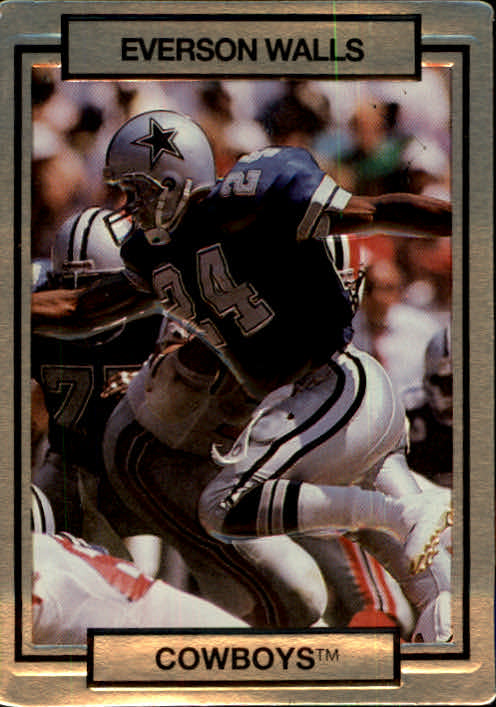 1990 Action Packed #59 Everson Walls