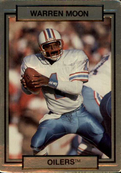 1990 Action Packed #97 Warren Moon