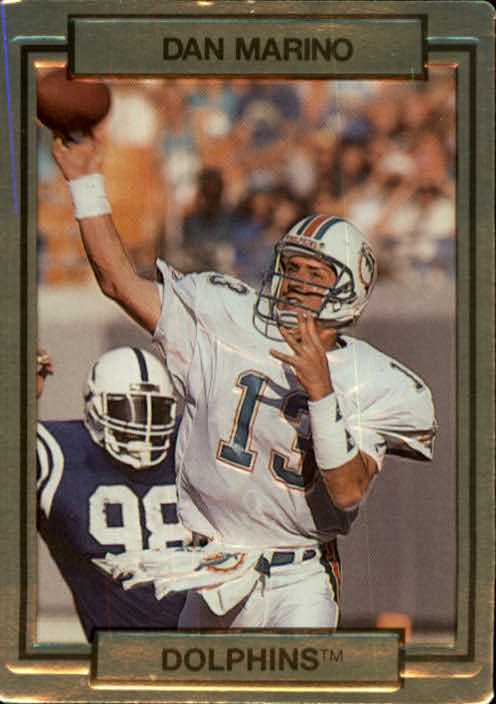 1990 Action Packed #146 Dan Marino