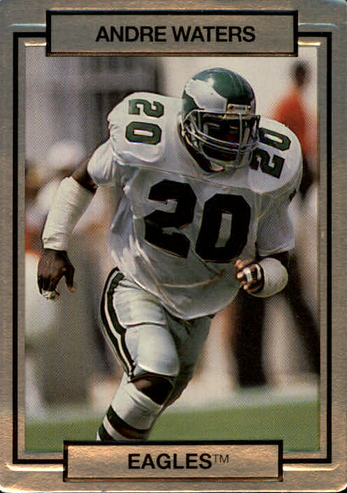 1990 Action Packed #209 Andre Waters