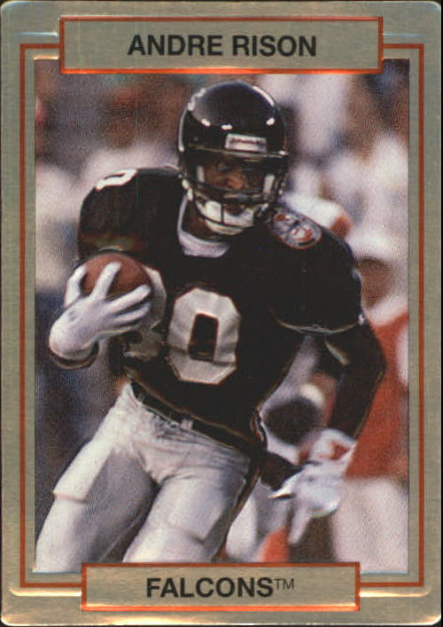1990 Action Packed Rookie Update #83 Andre Rison