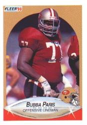 1990 Fleer #11 Bubba Paris