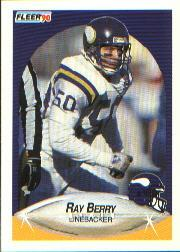 1990 Fleer #94 Ray Berry