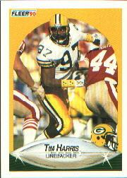 1990 Fleer #172 Tim Harris