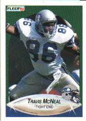 1990 Fleer #270 Travis McNeal