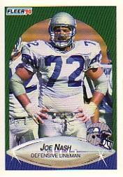 1990 Fleer #271 Joe Nash