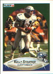 1990 Fleer #273 Kelly Stouffer