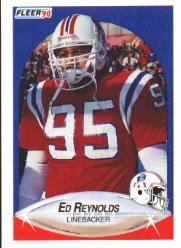 1990 Fleer #326 Ed Reynolds