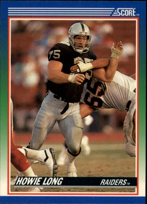 1990 Score #98 Howie Long