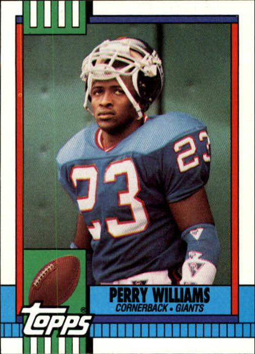 1990 Topps #66 Perry Williams