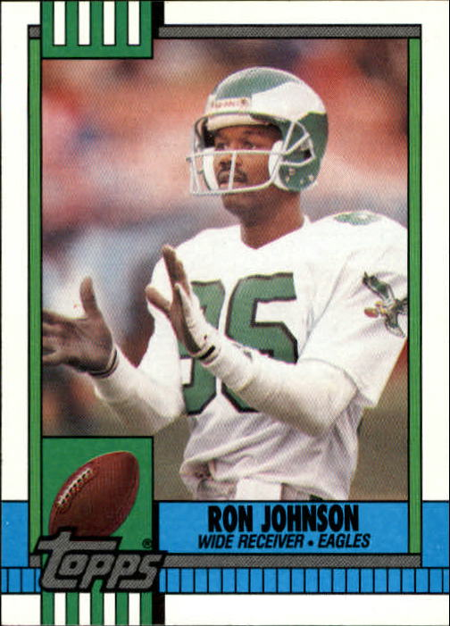 1990 Topps #94 Ron Johnson WR