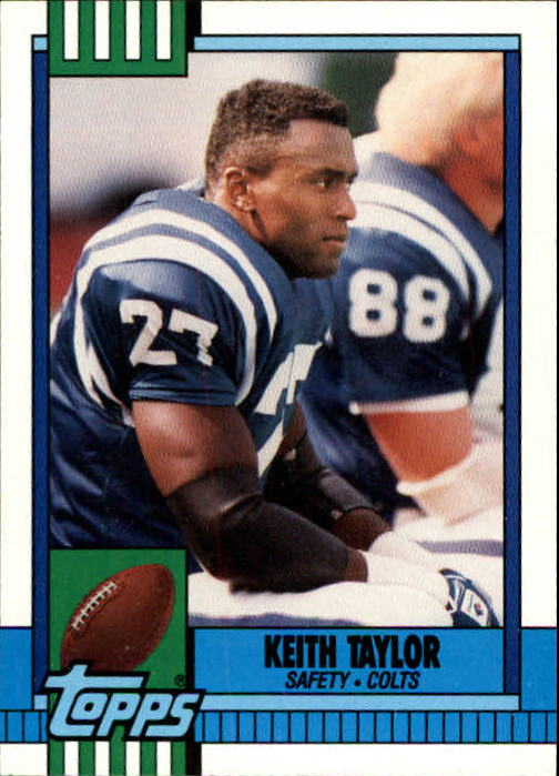 1990 Topps #302 Keith Taylor