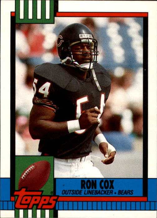 1990 Topps Traded #25T Ron Cox RC