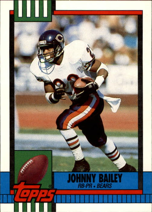 1990 Topps Traded #55T Johnny Bailey RC