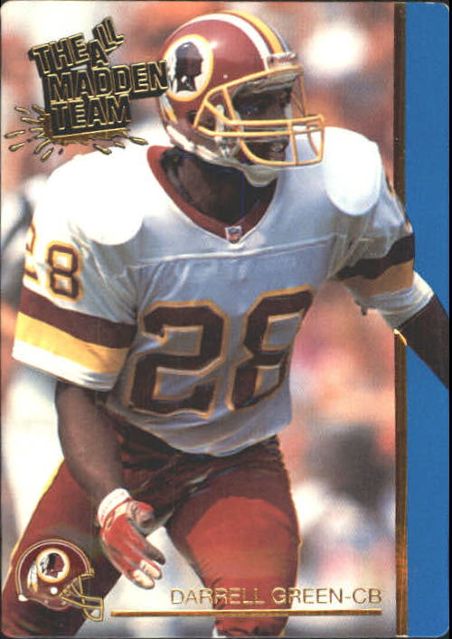 1991 Action Packed All-Madden #21 Darrell Green