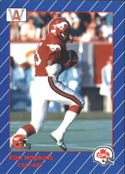1991 All World CFL #26 Ron Hopkins