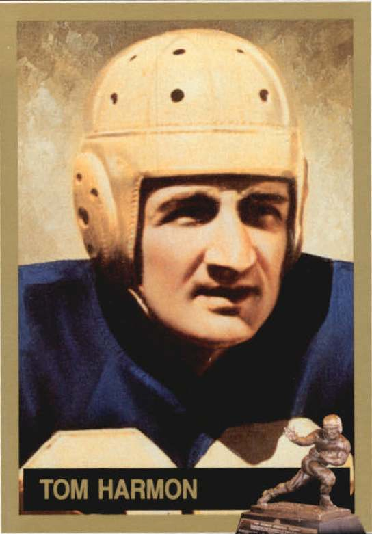1991 Heisman Collection I #6 Tom Harmon