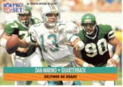 1991 Pro Set Spanish #131 Dan Marino front image