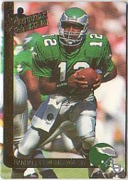 1991 Action Packed #P1 Randall Cunningham Proto.