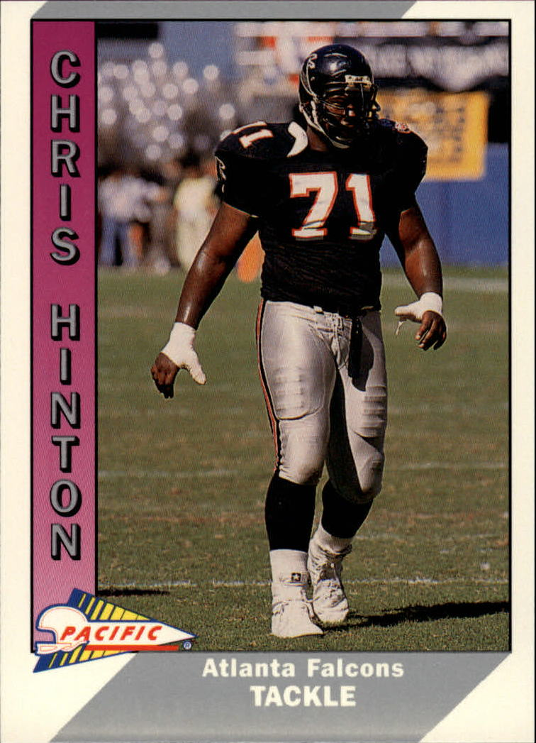 1991 Pacific #14 Chris Hinton