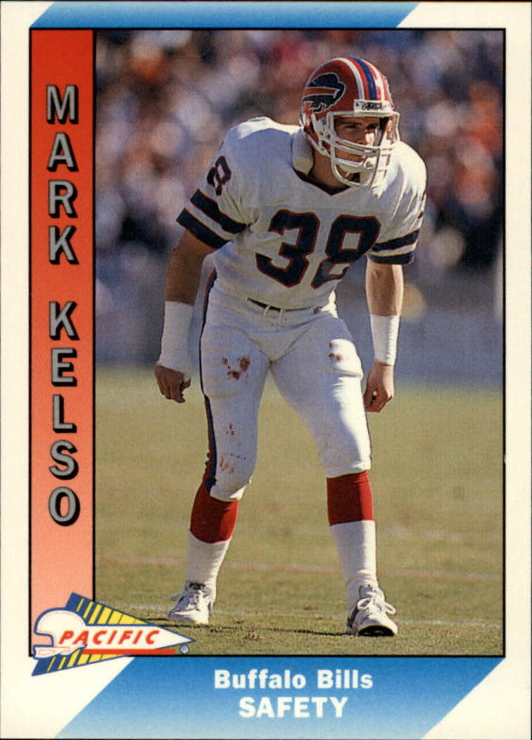 1991 Pacific #24 Mark Kelso