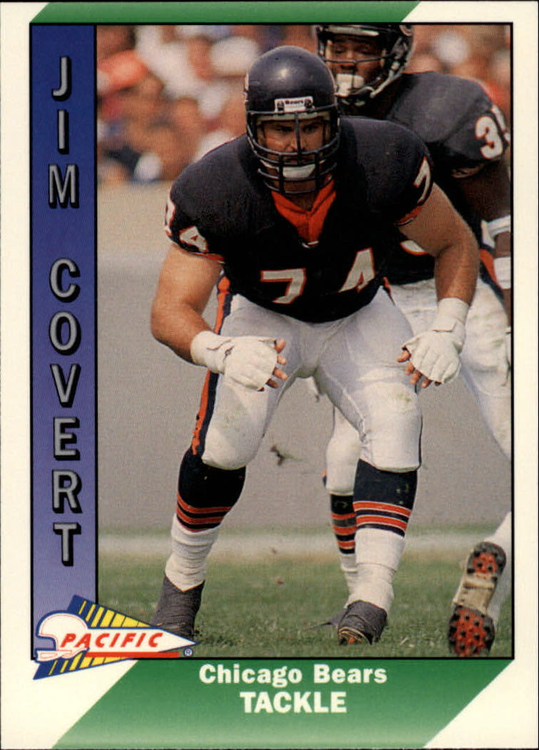1991 Pacific #45 Jim Covert