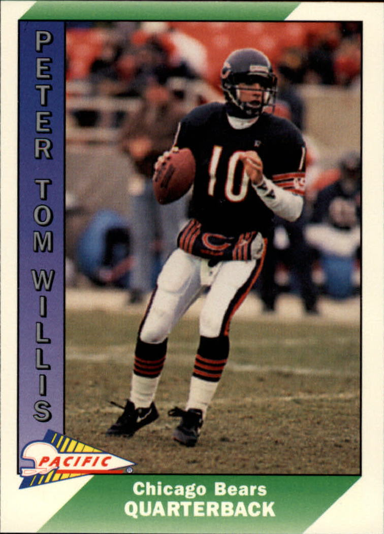 1991 Pacific #54 Peter Tom Willis