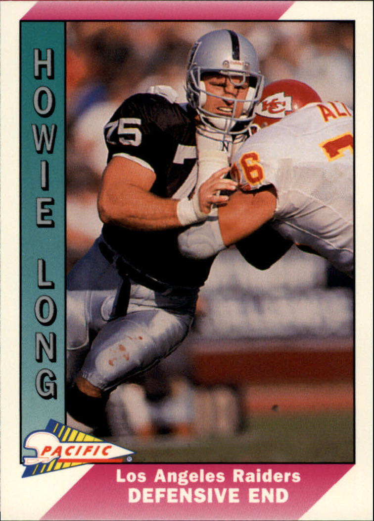 1991 Pacific #235 Howie Long