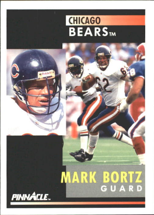 1991 Pinnacle #4 Mark Bortz