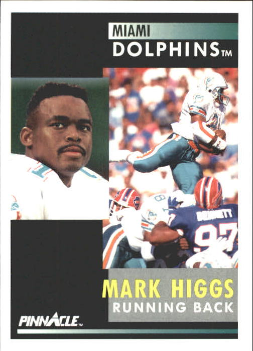 1991 Pinnacle #5 Mark Higgs RC