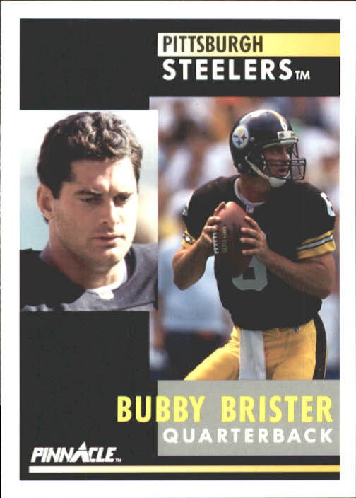 1991 Pinnacle #28 Bubby Brister