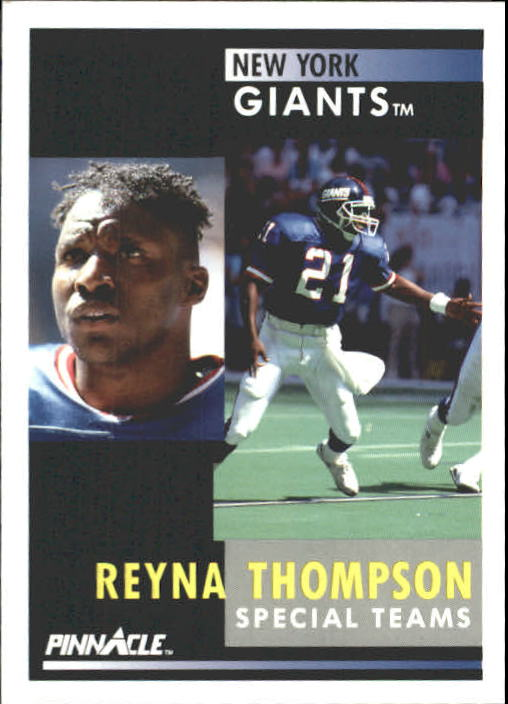 1991 Pinnacle #29 Reyna Thompson