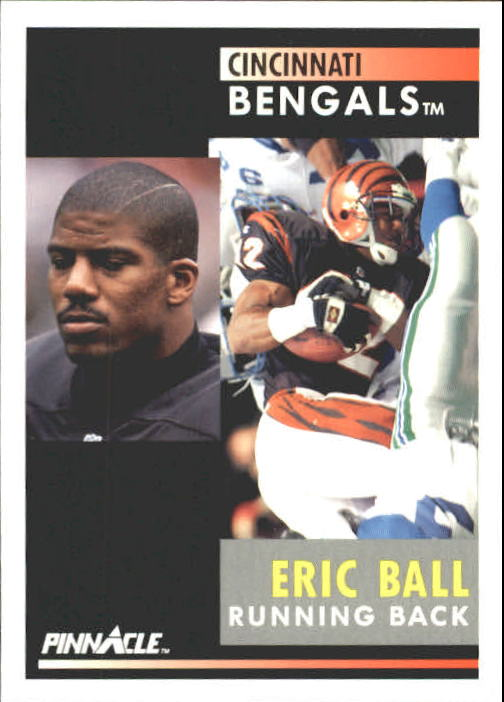 1991 Pinnacle #36 Eric Ball