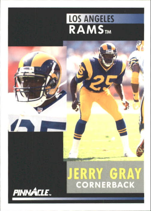 1991 Pinnacle #46 Jerry Gray