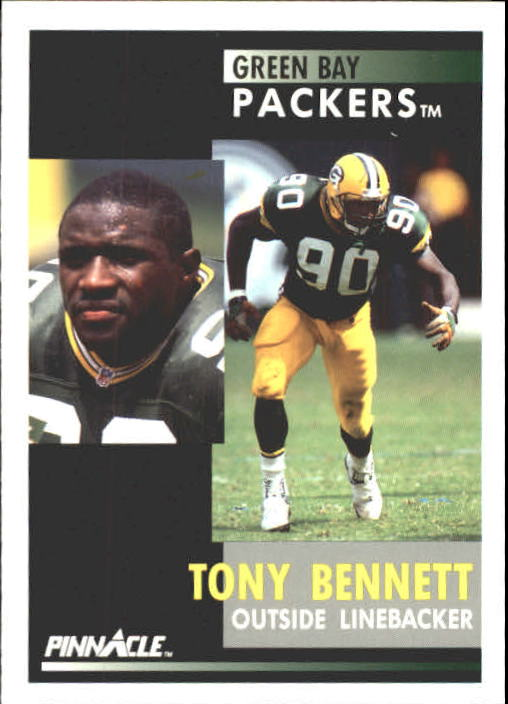 1991 Pinnacle #61 Tony Bennett