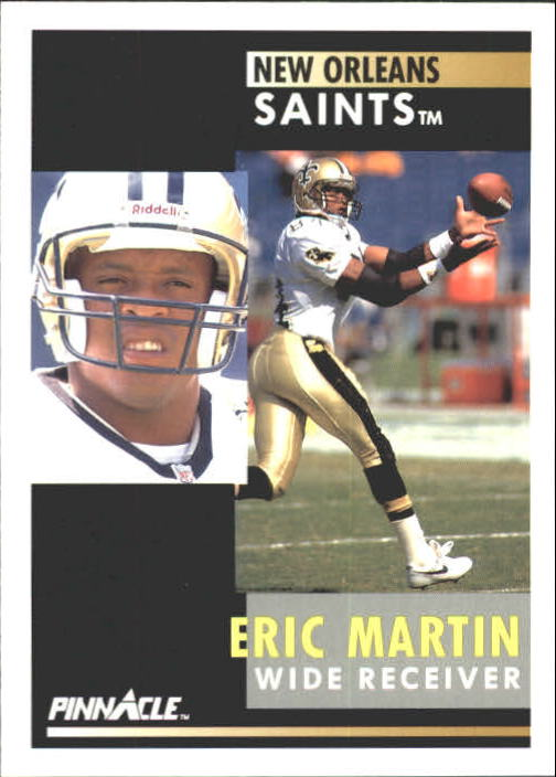 1991 Pinnacle #133 Eric Martin